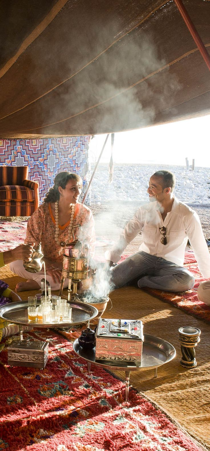 Our exclusive Discover Recover Morocco holiday allows you to explore the untouched landscapes and ancient cities, whilst later recovering with beach yoga classes, surf lessons, martial arts and more.