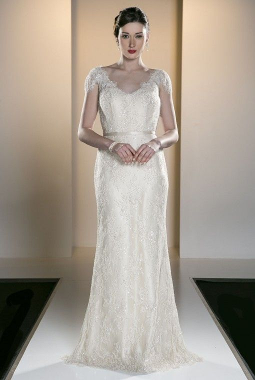 Lace Wedding Gowns Perth : Lace gowns wedding dresses bridal weddings