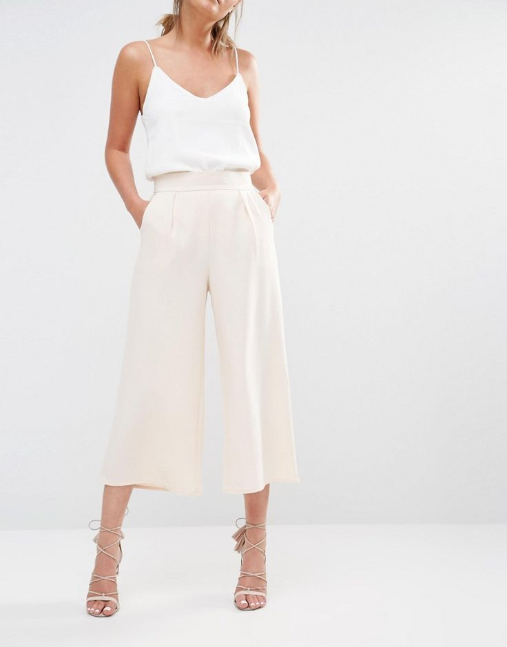 Image 4 of New Look Culotte Trousers