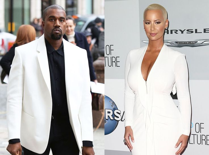 Amber Rose Rips Kanye West and the Kardashians After ''30 Showers'' Remark: Read Her Heated Tweets!