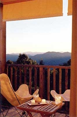 Fire Mountain Inn, Cabins & Treehouses in Highlands, North Carolina