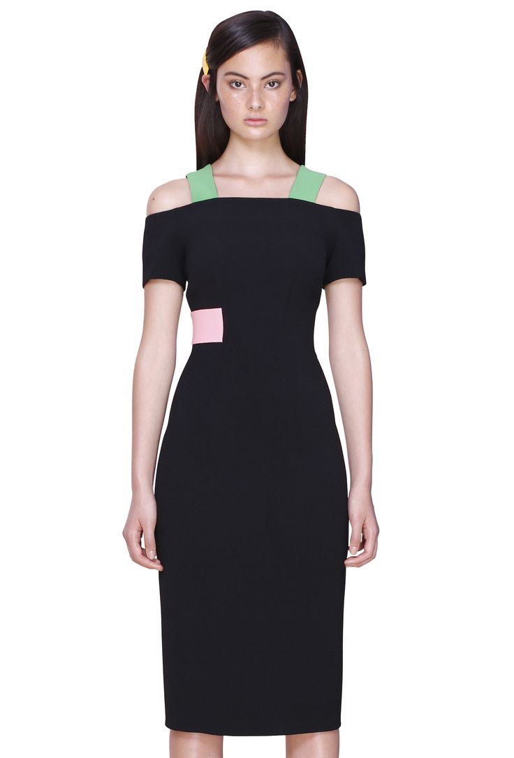 OPEN T-DRESS #byjohnny #abstrACTION #SPRING2015 #AUSTRALIANFASHION