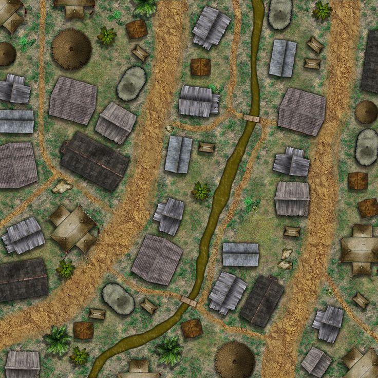 D&D Village Slums - Google Search