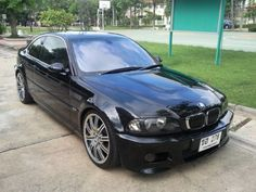 BMW E 46 coupe