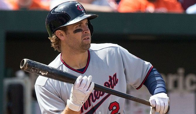 Dozier surprised he's back to lead young Twins lineup