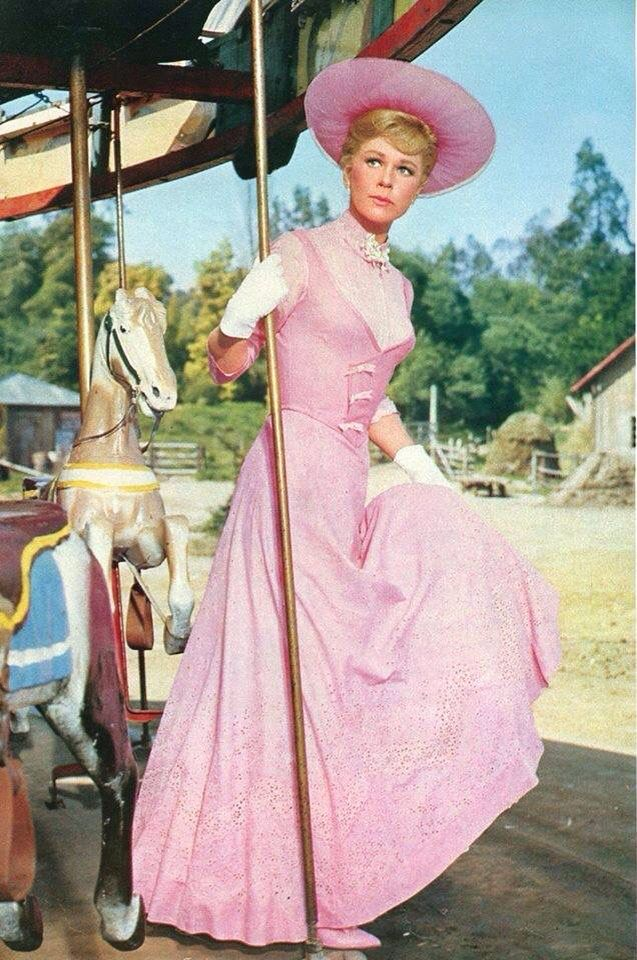 "Doris Day In ""Billy Rose's Jumbo"" (1962)"