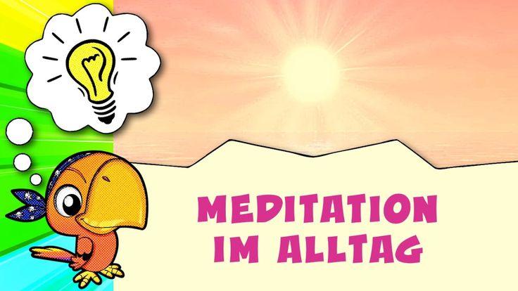 Du bist gerade so richtig aus dem Häuschen und da empfiehlt dir jemand »Meditation« … Na prima!