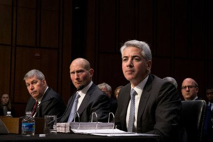 William Ackman Sells Pershing Funds Stake in Valeant