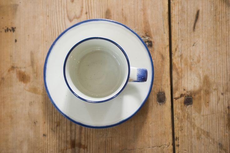 kaffekopp månses design