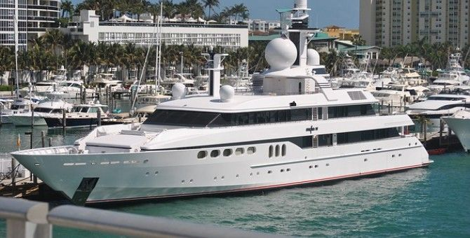 Enjoy The Sea Dream Yacht Ride ...
