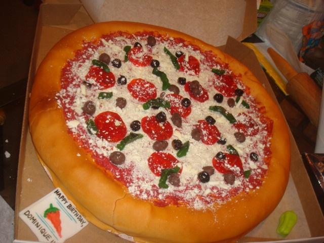 Pizza Cake Cake Order Ideas Pinterest