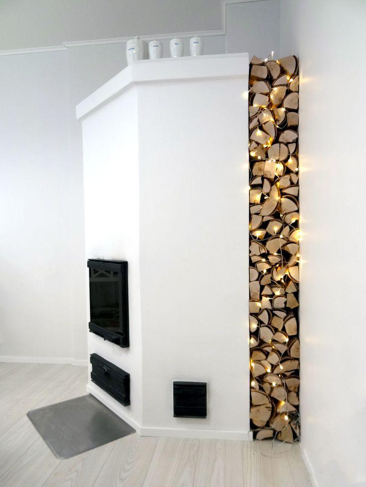 Firewood Storage Design
