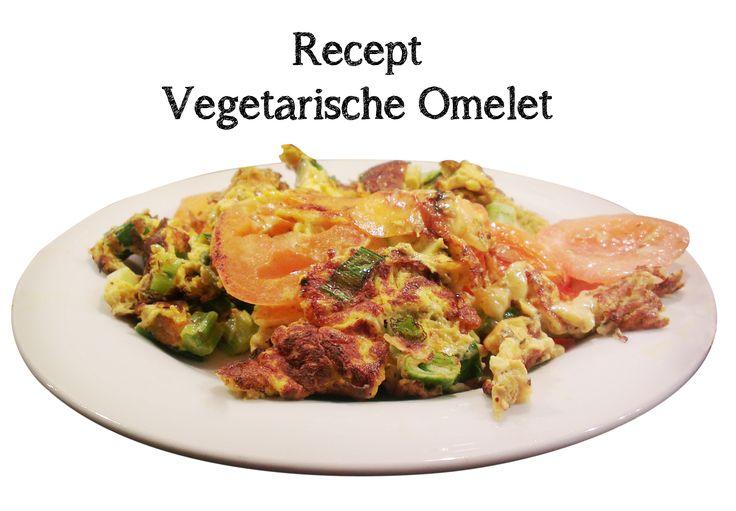 Recept: Vegetarische Omelet