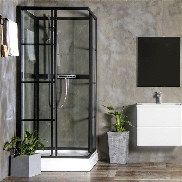 Duschkabin Bathlife Betrakta 90x90 Rak R W Klarglas I 2020