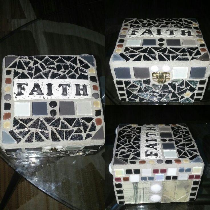 My mosaic box