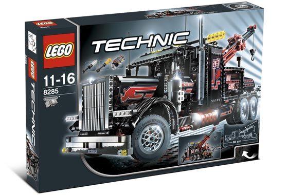 LEGO Technic Tow Truck #8285