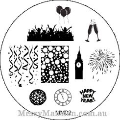 Image Plate MM02 $7.00