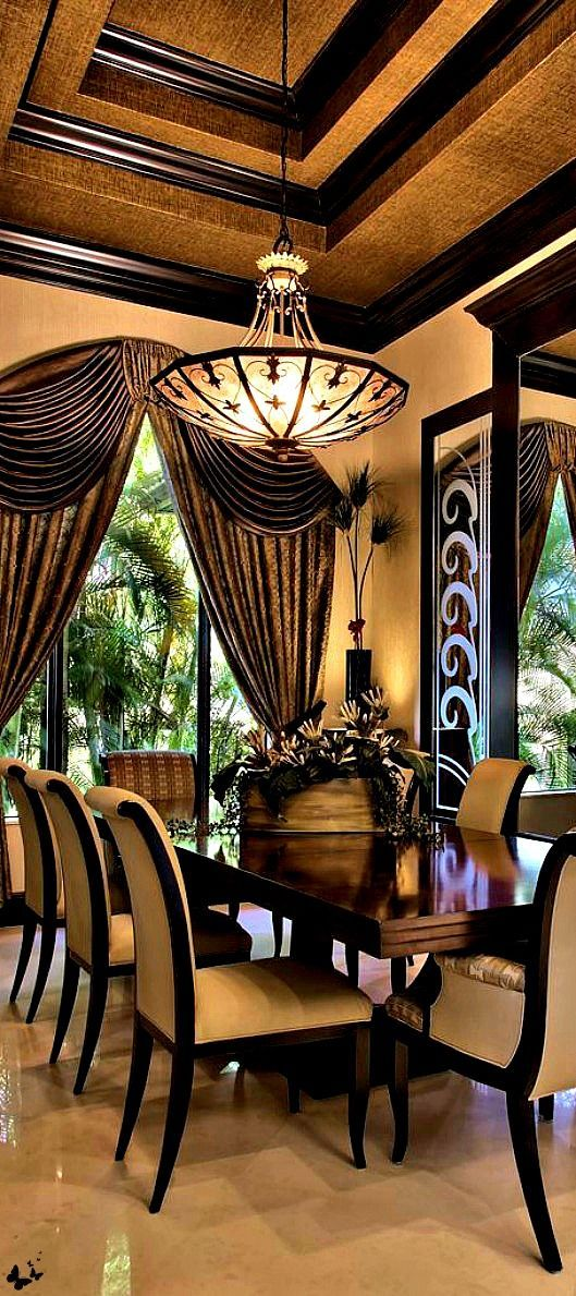 My Luxury home - The millionairess mansion -        Dining Room Drama | The House of Beccaria~