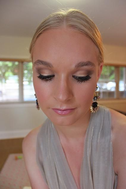 Formal Look - Kate Franklin Makeup