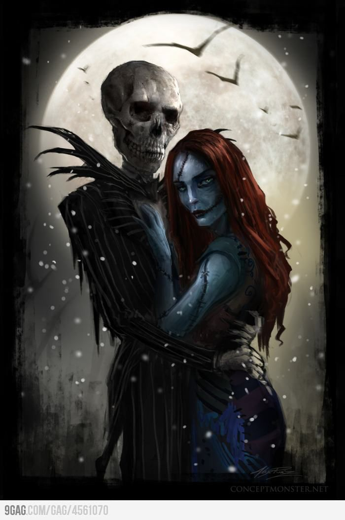 Jack Skellington & Sally 2.0