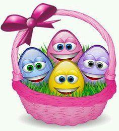 Egg Basket smile