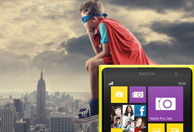 Superheroes, supercars, knights: all on your Windows Phone