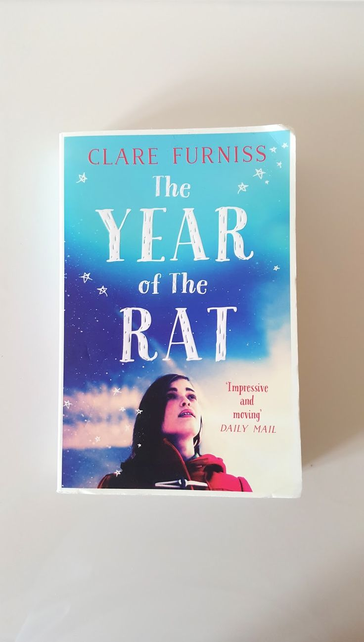 Book Review by BecBec of The Year of The Rat by Clare Furniss