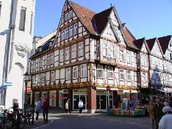 Fachwerk in der City von #Mannheim #Frühlingsreise