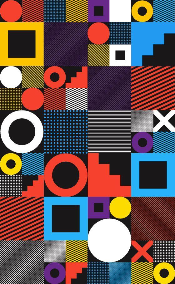 Barcelona studio Atipus - visual identity for the Poble Espanyol festival