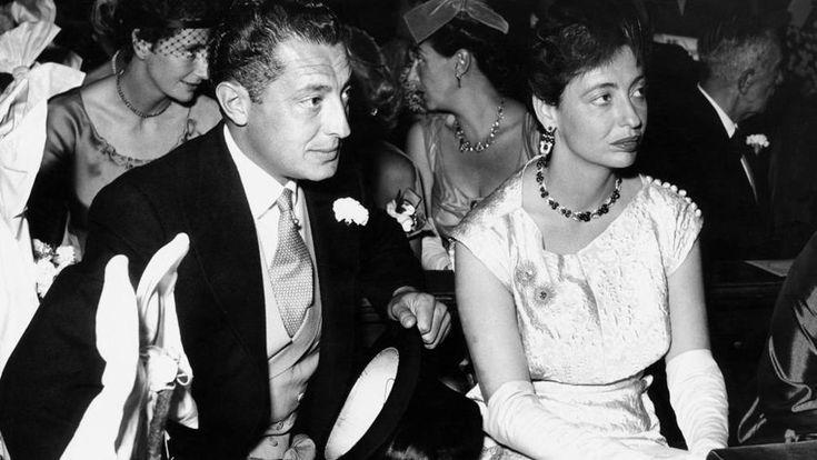 Figlia di Edoardo e Virginia Bourbon del Monte, aveva 96 anni. Capì il ruolo che in seguito avrebbe avuto il fratello Gianni