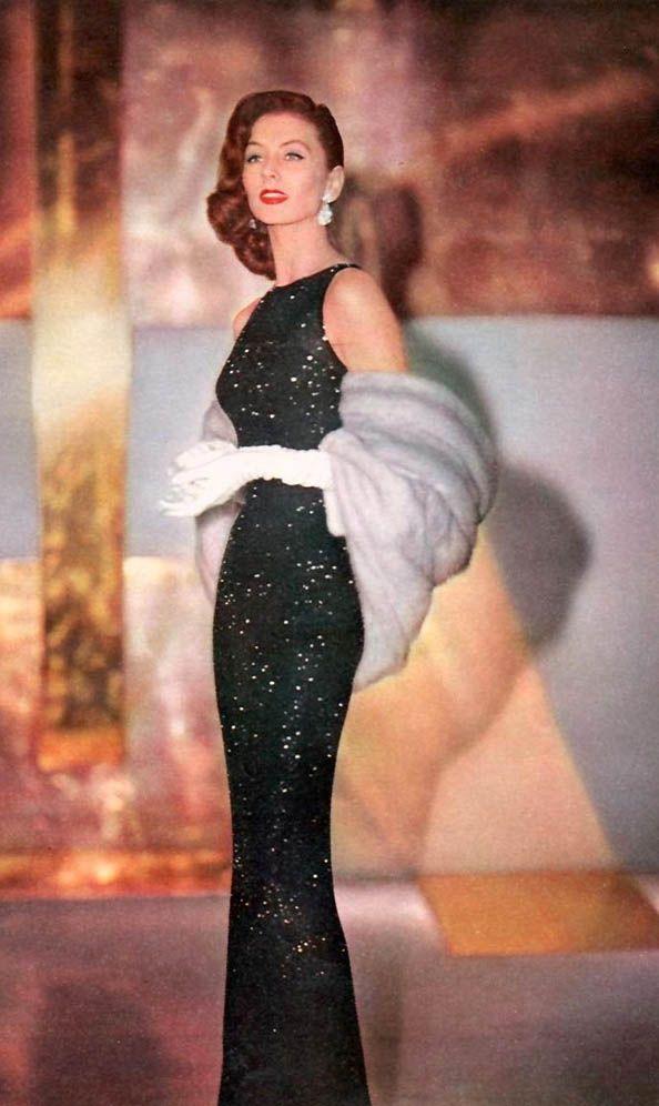 Suzy Parker, 1958