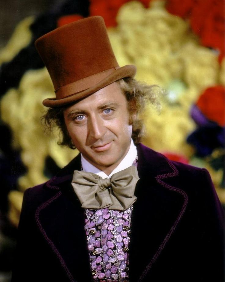 Willy Wonka himself!