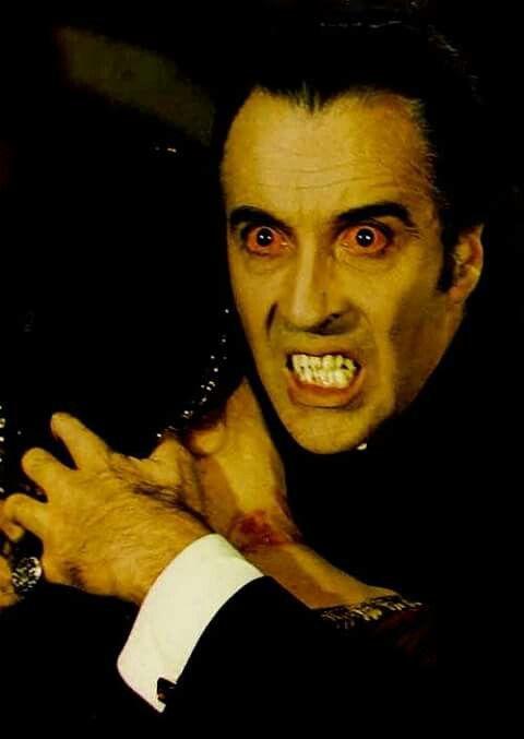 Dracula Filme Christopher Lee