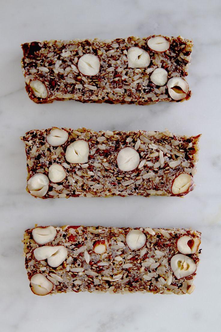 Quinoa bread from The Theory NYC