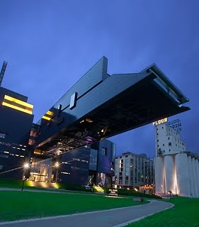 Guthrie Theatre - Jean Nouvelle - Minneapolis, MN                                                                                                                                                     More