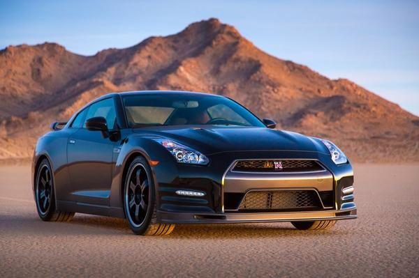 2014 Nissan GT-R Track