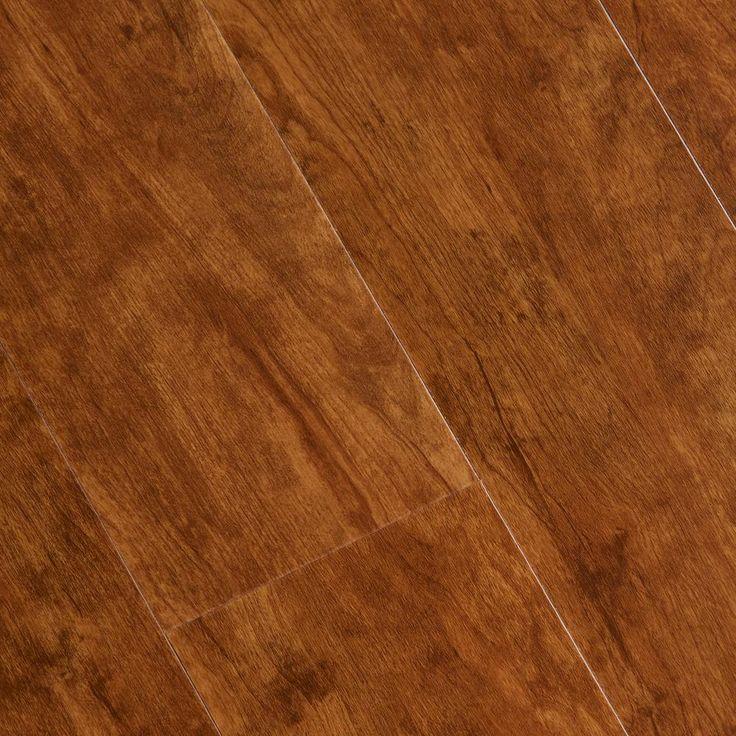 Home Legend Hand Scraped Laurel Cherry 6 mm x 71/16 in