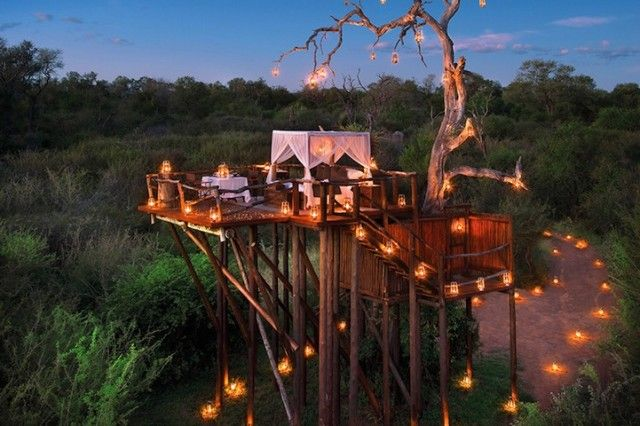 Le paradis sur Terre se trouve ici, dans cet hôtel-cabane en Afrique du Sud