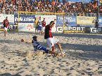 #BeachSoccer - D'Amico (Terracina) vs Palma (Samb) due giocatori simbolo delle squadre