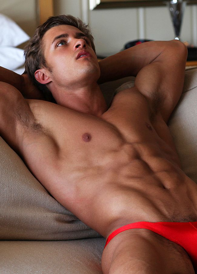 Pictures of hot men, and some explicit solo male content in between. NSFW. If you are not an adult,...
