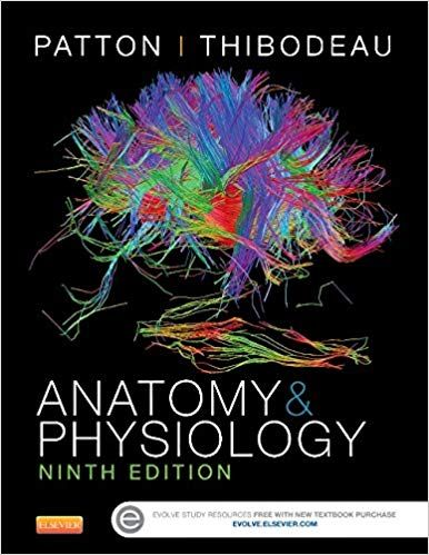 Instant Download Test bank for Anatomy and Physiology 9th Edition by