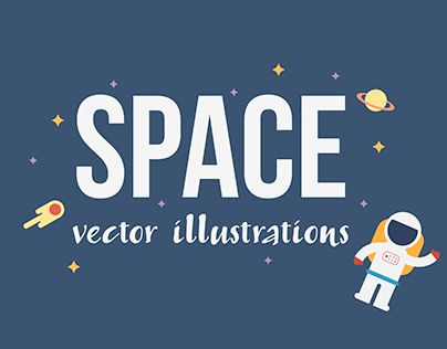 "Check out new work on my @Behance portfolio: ""SPACE: vector illustration"" http://be.net/gallery/45450055/SPACE-vector-illustration"