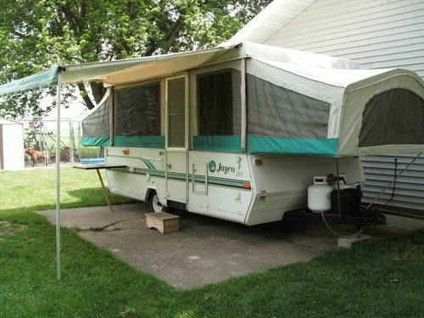 Amazing 1996 Jayco Popup For Sale In Lake Charles  Louisiana Sportsman Classifieds LA
