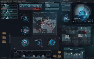Iron Man 2 | Prologue Films | series | workspace | interface | UI | design | link : gallery | ram2013
