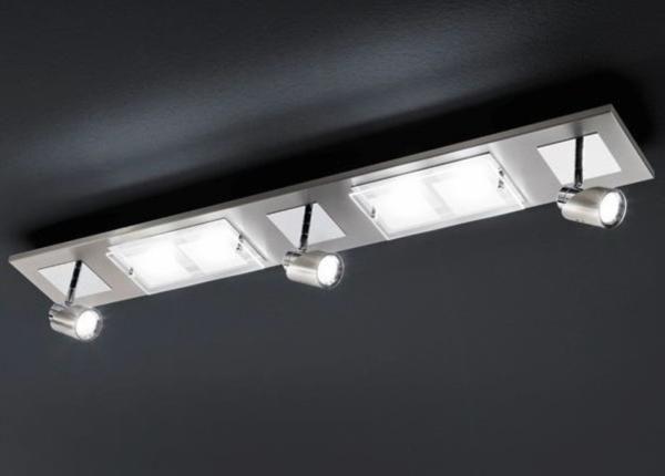 Fresh Plafonnier lampes led Grossmann Domino Nickel m tal u Plafonniers design