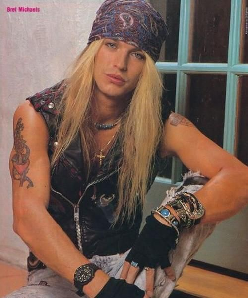 bret michaels - Google Search