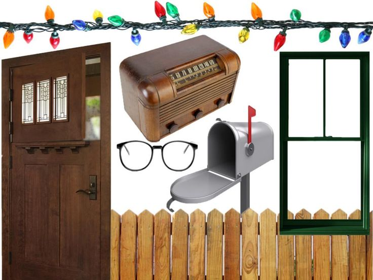 """Browse pictures of homes featured in holiday movies like """"Home Alone"""", """"Bad…"""