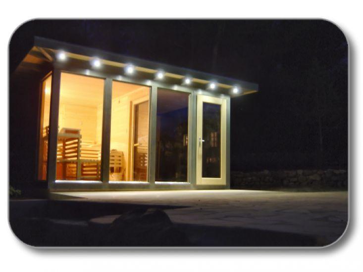 Sehr Die besten 25+ Sauna bausatz Ideen auf Pinterest   Sauna-Design  VI92