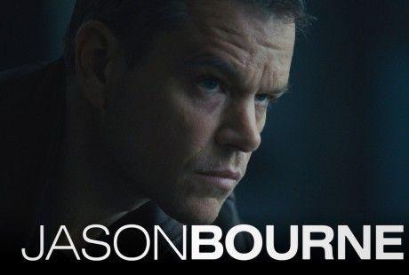 Watch the first trailer for Jason Bourne starring Matt Damon, Alicia Vikander