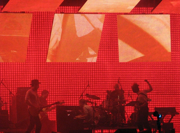 Radiohead put on an unforgettable show as Bonnaroo's Friday night headliners and proved that they really are the greatest band in the world.